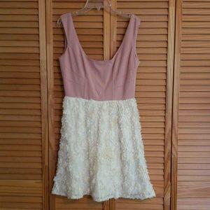 Pink Rosey Dress